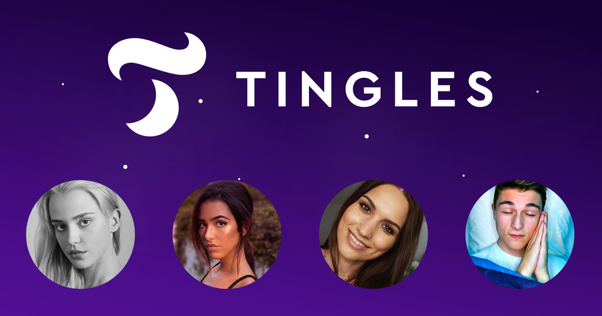 Tingles The Best Way To Enjoy Asmr Free For Ios And Android